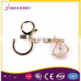 Trade Assured Supplier Beautiful Fashionable Custom Metal Key Ring