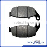 SCL-2014110013 China suppliers motorcycle brake pad for APACHE RTR180 motorcycle part