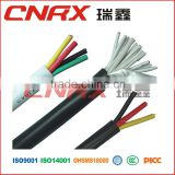 Made in China YueQing Ruixin Group Copper / AI conductor Flexible Wire Electric flexible copper busbar cable
