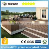 China new decking WPC decking floor hollow solid outdoor board wholesale high quality outdoor wood plastic composite decking