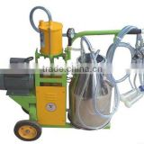 Hot sale portable milking machine for cow ,goat ,sheep / Portable milking machine with vacuum pump