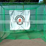 hot sale PE golf driving range netting/PE golf fence net