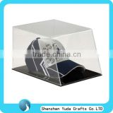 acrylic baseball cap display case,plexiglass cap display box