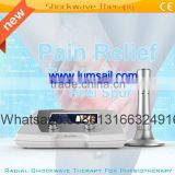 Best Radial Extracorporeal Shockwave Therapy Rswt/Eswt Machine for Pain Relief