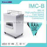 Commercial Powerful Electric Stainless Steel Meat & Pork Skin Slicer Machine