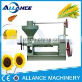 oil industries China cheap small semi automatic peanut sunflower coconuts oil extraction machine for sale