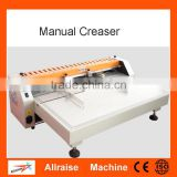 660e auto creasing manual paper creaser/Single Creasing, spine and hinge creasing, perforating and slitting