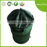 2015 newest pop up garden waste bag with cover(L)