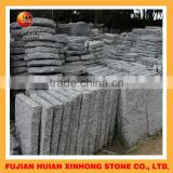 granite material stone steps with mushroom style for landscaping decor