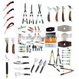 Garden Hand Tool Set/ Kids Tolls set with bag/hedge shear/lopper lopping shear/tree pruning shear/hand pruner scissors