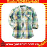 New Patterned Fancy Western Mens Shirts