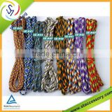 Colorful paracord wholesale 550 paracord