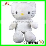 Stuffed Doll Voice Box White Hello Kitty Speaker Plush Toy