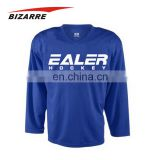 Wholesale Custom Dry Fit Sublimated Ice Hockey Team Jersey With Spandex
