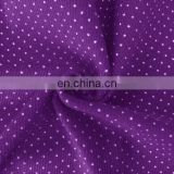 HOT SALES!100% cotton 21 wales dot print baby/girl corduory woven fabric