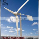 Low Wind Speed 2KW 48V Wind Generator 1 Year Warranty Wind Turbines