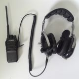 Yisheng Brand YS-ANC-K01 Noise Cancelling Headset for Walkie-Talkie Equivalent to Aviation ENC headsets