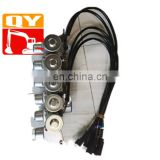 Excavator parts for PC130-8 PC200-8 PC220-8 Solenid valve assembly 20Y-60-41611 20Y6041611