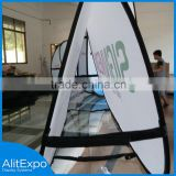Popular Pop Up Portable Outdoor Advertising Stand Poster Board