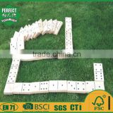 giant wooden domino brick game for outdoor game                                                                         Quality Choice