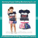 Kid Wear Girl Clothing and Pants With Printing / T Shirt Printing Made in China Jiangxi Nanchang