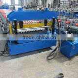 professional supplier Corrugated Metal Roofing Sheet /Arc Panel Roll Forming Machine