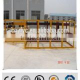Appearance automatic crepe paper machine