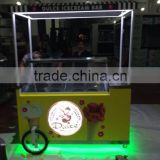 OEM ODM appreciated crepe food kiosk for sale, street food kiosk design, fast food carts kiosk in high quality design