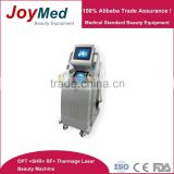 Acne Scars Treatment Wrinkle Removal Home Ipl Hair Improve Rough Removal Machine / IPL Machine 2000W