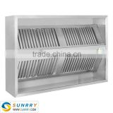 Cooker Hood/Kitchen Range Hood/Commercial Kitchen Chimney Hood (SY-SH04 SUNRRY)