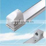 CE CB certificate T8/T5 unify iron aluminum alloy light fitting 40W super-thin reflecting electronic lamp fixture