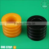 OEM NBR rubber polyurethane shield sleeve moulding injection plastic pu bushing                                                                         Quality Choice