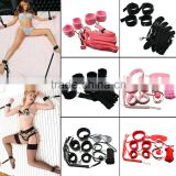 Bondage Kit Set Adult Fetish Kinky Leather Costume Club Restraint Bedroom Fun HK104