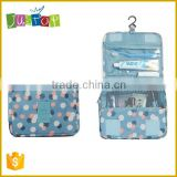 Justop Hanging Travel Toiletry Bag Fashion New Toiletries Kits Organizer                                                                         Quality Choice
