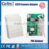 POE/normal adapter with BNC to suit the IP /AHD /CVI /Analog camera