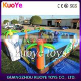 dora inflatable playground,multiplay infltable city,inflatable amusments rides equipment