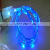 phone charge led cable new usb charger cable led