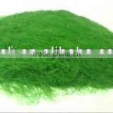 Electrostatic flock powder for clothes stand flocking villi for building model grass meal