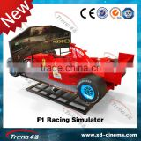 2015 Cheap price Dynamic 3D 4D 5D 7D 9D 12D games online play car racing with with Coin device