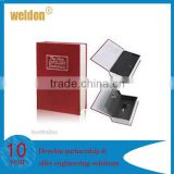 Fireproof high quality diversion safe fake book box