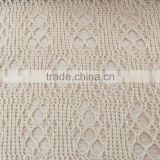 TR jacquard cable knit fabric