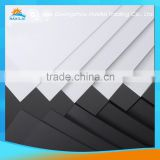 2016 custom abs hard plastic double color sheet