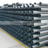 China manufacturer schedule 80 and sch 40 large diameter pvc pipe prices