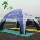 Hongyi Factory Cheap Portable inflatable tent / Top Quantity Outdoor Inflatable Camping Tent For Events