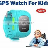 Free Android and ISO locating fast child gps tracker bracelet