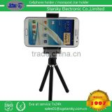 Tripod stand phone holder cell phone holder for desk stand holder for camera and other device