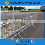 2012 hot sale high quality galvanized steel road block barriers(munufacturer of china)