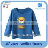 Election Campaign Printing Baby Long sleeve t shirts Child's wear                                                                         Quality Choice