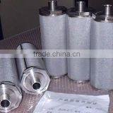 sintered micron filter cartridge(manufacture)