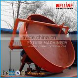 China manufactory outlet limestone granules making machine/bentonite granules making machine/mineral granulator